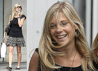 Photos Of Chelsy Davy Shopping In London
