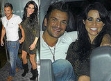 Photos Of Jordan a.k.a. Katie Price And Peter Andre Kissing as Rumours of Split Circulate