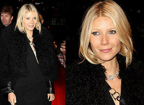 Photos from 2008 London Film Festival Screening Of Two Lovers, Where Gwyneth Paltrow Spoke About Madonna And Guy Ritchie's Split