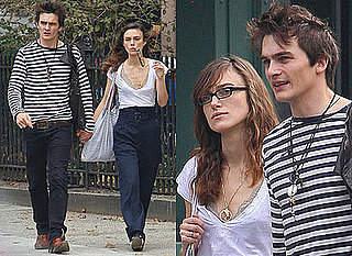 Photos Of Keira Knightley And Rupert Friend in New York City