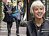 Photos Of Agyness Deyn And Henry Holland Out In New York