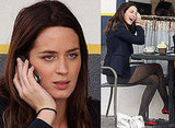 Photos Of Emily Blunt Out In LA With Her Agent, Rumours She's Dating Jonh Krasinski, Ex Michael Buble Talks About Their Past