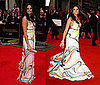 2008 TV Bafta Awards: Alesha Dixon