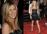 Jennifer Aniston Black Dress