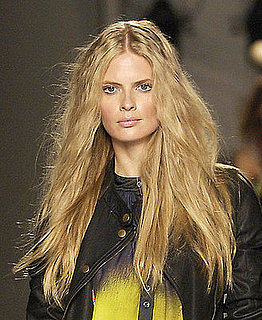 How to get polished dreadlocks, this season's hot catwalk hair trend.