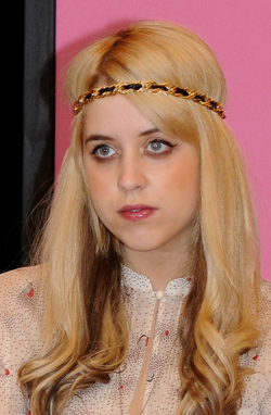 Photo of Peaches Geldof Hippie Luxe Hair Headband: Love It or Hate It?