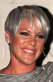 Photo of Pink's New Latest Silver Grey Hair Colour. Love or Hate It?