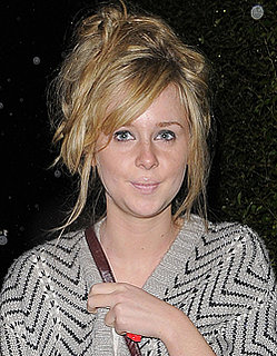 How To Get X Factor Diana Vickers' Big Bouffant Messy Hair From X Factor Hairdresser Behind The Scenes