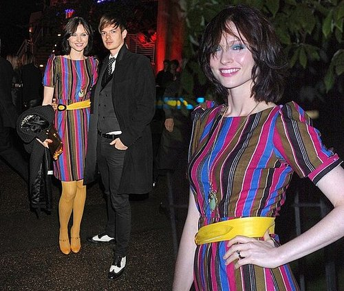 HOT OR NOT?: SOPHIE ELLIS-BEXTOR AT SGSP