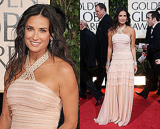 Golden Globe Awards: Demi Moore