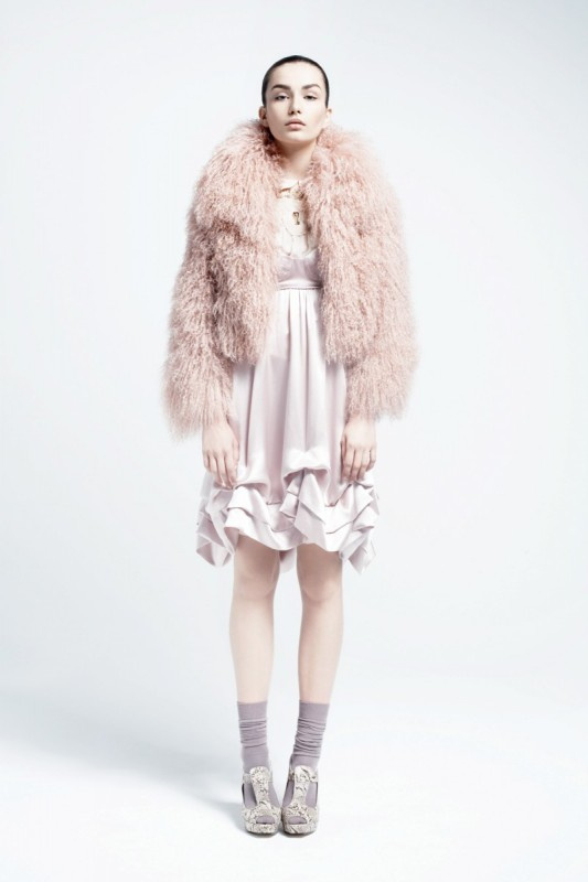 All That Glitters Is Not Gold, But It Might Be Topshop's Fall 2008 Collection