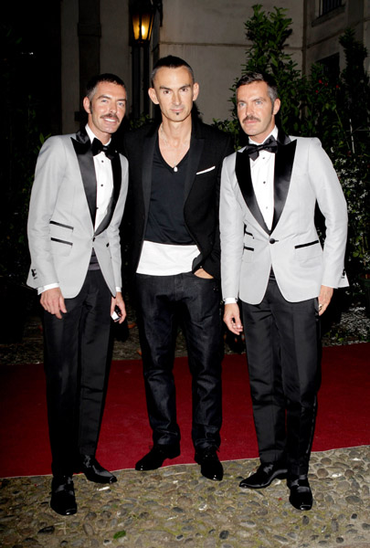 Dsquared's Dean and Dan Caten
