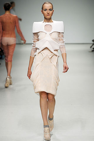 Louise Goldin Looks to the Future for Spring 2009