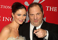 Georgina Chapman, Harvey Weinstein.