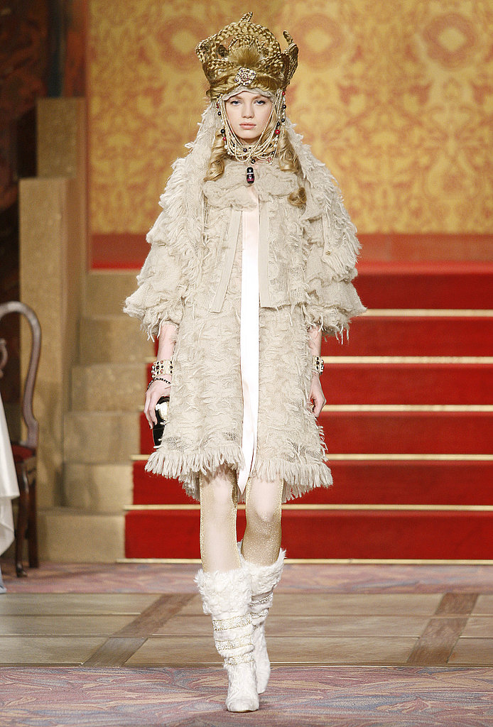 Chanel Brings Moscow to Paris