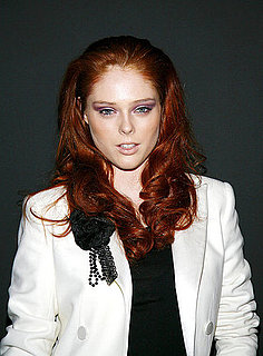 Redheads on the Rise, or Coco Rocha's Wig Mystery Solved