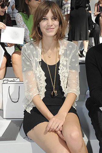 Girls with Style: Alexa Chung