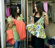 SHOPPAHOLICS Alert! How much do you spend on clothes per month??