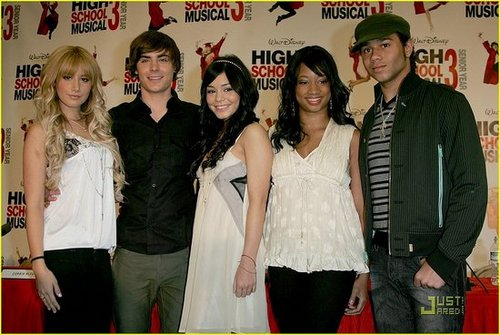 High School Musical 3 Press Conference part 2