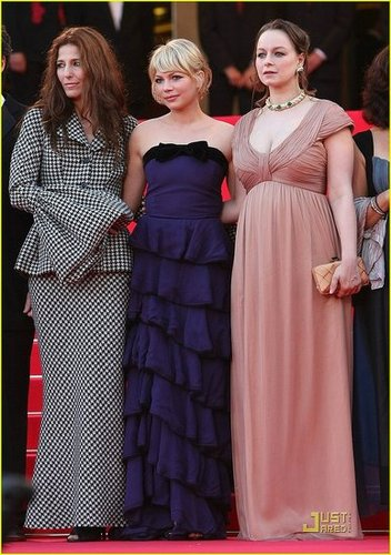 Michelle Williams: New York in Cannes