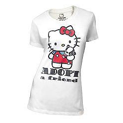 shop.sanrio.com - Hello Kitty Limited Edition Humane Society Tee