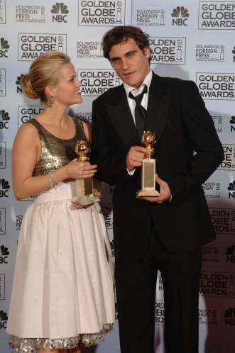 Joaquin Phoenix + Reese Witherspoon