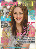 Leighton Meester in Teen Vogue