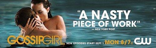 Gossip Girl's New Naughty Ads