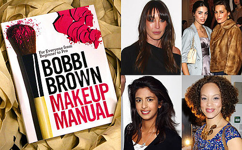 Bobbi Brown Makeup Manual Launch