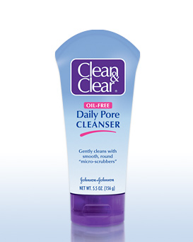 Clean&Clear Daily Pore Cleanser