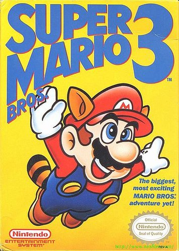 Do you prefer the new Super Mario Bros or the oldshchool ones?
