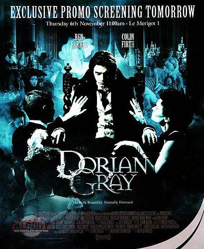 Dorian Gray cast.