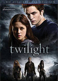 Cover of Twilight Dvd!