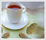 Jiva Ayurveda Recipes - Fennel Tea (Sonf ki Chai)