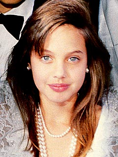 Transformation:Angelina Jolie