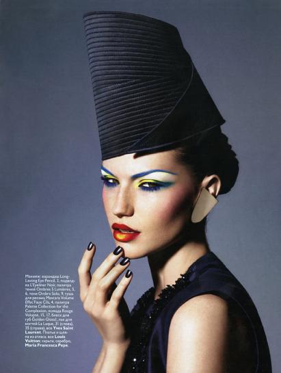 Russian Vogue