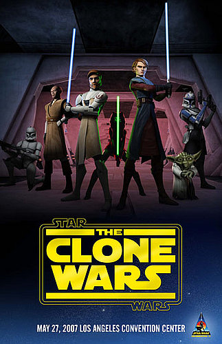 Star Wars: The Clone Wars ~ Movie Trailer (2008)