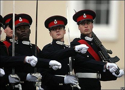 Princess Diana, William & Harry