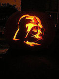 Star Wars Pumpkins
