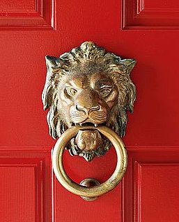 Do You Have a Door Knocker?