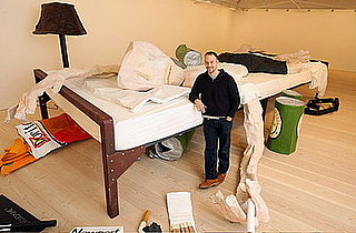"Love  It or Hate It? ""The Bed"" Art Installation"