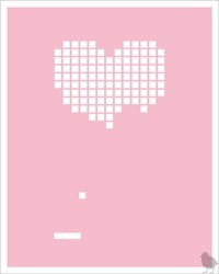The Hybrid Home Heart Breakout ($40) is an romantic ode to Bricks, a classic (and prehistoric) computer game. Let's hope your heart isn't breaking, though.