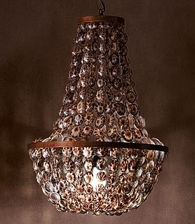 Guess What This Chandelier Is Crafted From?
