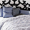 Ask Casa:  Brocade Home-Esque Linens?