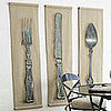 Love It or Hate It? Flatware Wall Art