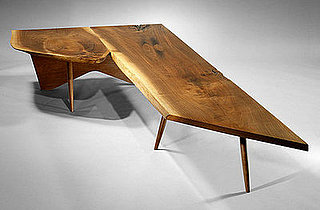 Crave Worthy:  George Nakashima Coffee Table