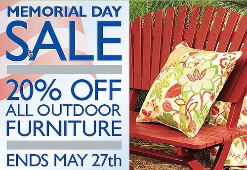 Sale Alert: Ballard Designs Memorial Day Sale