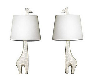 Nice and New: Jonathan Adler Giraffe Sconce