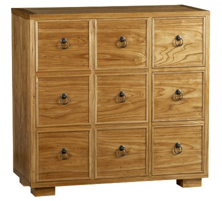 Steal of the Day:  Crate and Barrel Taisho Chest