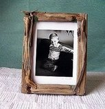 This Driftwood Picture Frame ($29) is just begging to be placed in a beach cottage.